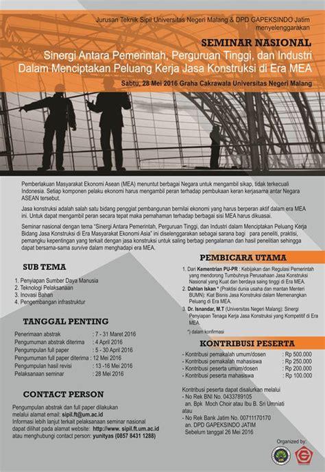 format makalah um seminar nasional teknik sipil ft um j o gapeksindo