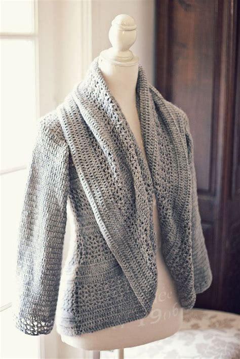 crochet pattern ladies cardigan crochet downloads crochet crochet jackets patterns