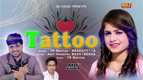 tattoo mp3 from abcd2 tere naam ka tatoo by tattoo bali hd video song love