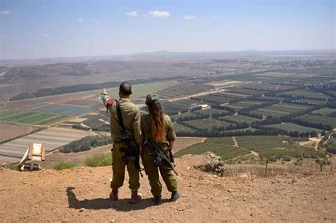 united states of israel has sacrificed sovereignty over netanyahu to trump recognize golan heights as part of