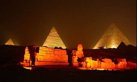 sound and light show giza sound and light show at the giza pyramids or cairo holiday