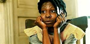 celie the color purple on the color purple and beloved adaptations