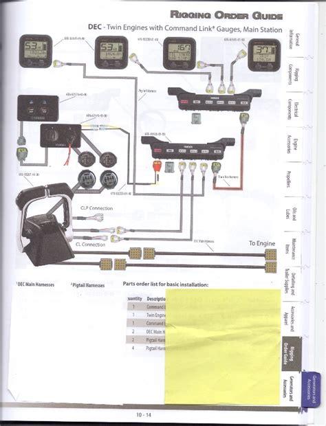 yamaha mand link wiring diagram tachometer