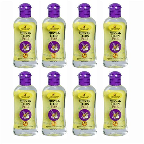 Promo Minyak Telon Konicare Plus jual minyak telon konicare plus 60ml isi 8 prosehat