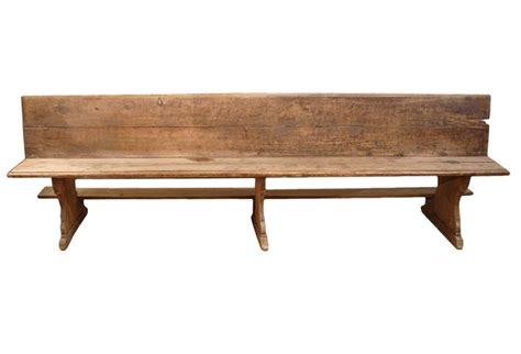 church benches antique church pew omero home