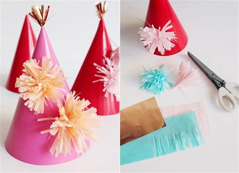 Handmade Birthday Hats - diy birthday hats handmade
