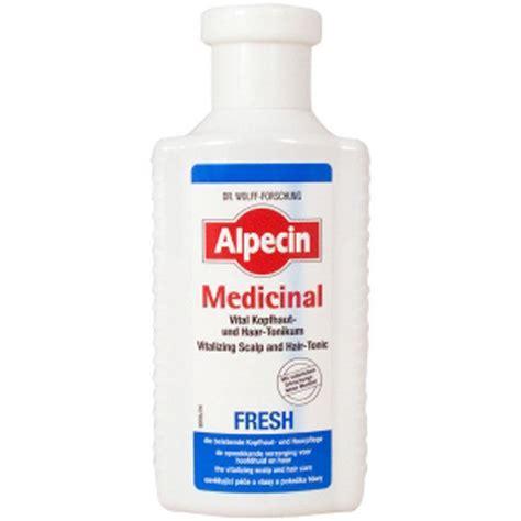 Nr Hair Tonic 200ml Termurah alpecin medicinal fresh vitalising scalp and hair tonic 200ml free uk delivery