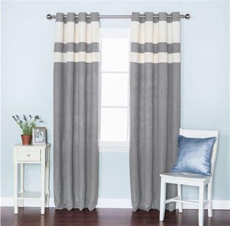 patio door curtains and drapes contemporary faux linen treatment patio door grommet