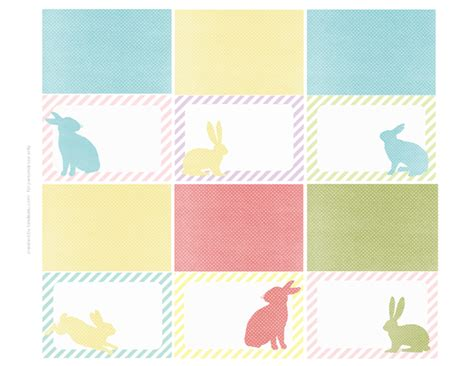 easter egg place card template 19 printable place cards baby