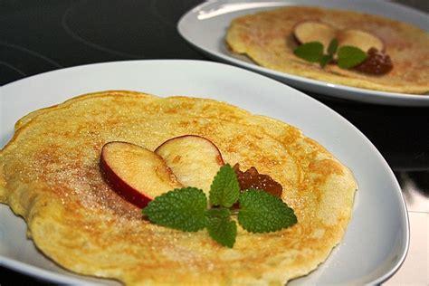 eier kuchen pfannkuchen grundrezept 4 4 5