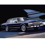 Chevrolet Caprice Brougham LS 1988  Mad 4 Wheels