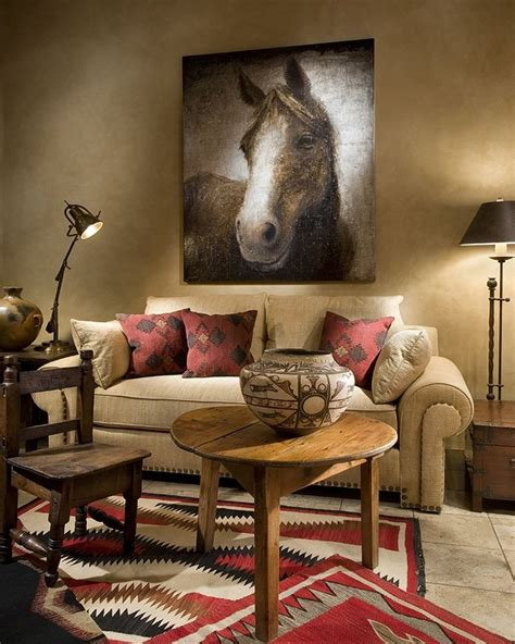 Western Living Room Wall Decor 17 Best Ideas About Western Living Rooms On