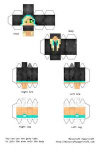 Pixle Paper Craft - pixel papercraft skins images