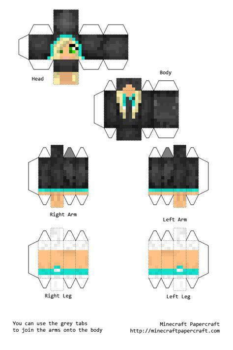 Pixel Papercraft - pixel papercraft skins images