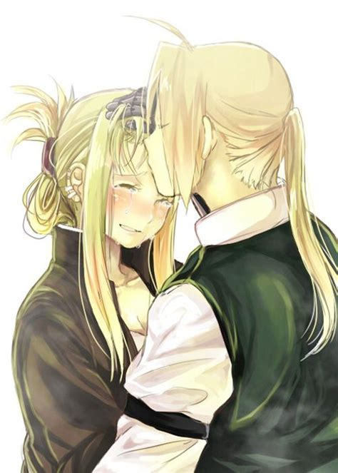 fullmetal alchemist brotherhood edward and winry kiss ed and winry of quot full metal alchemist brotherhood