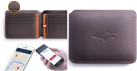 Dompet Smart Wallet Borneo By Mammora volterman dompet pintar anti maling dengan kamera dan gps berbagi teknologi
