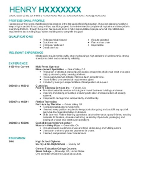 post office resume exles government resumes livecareer