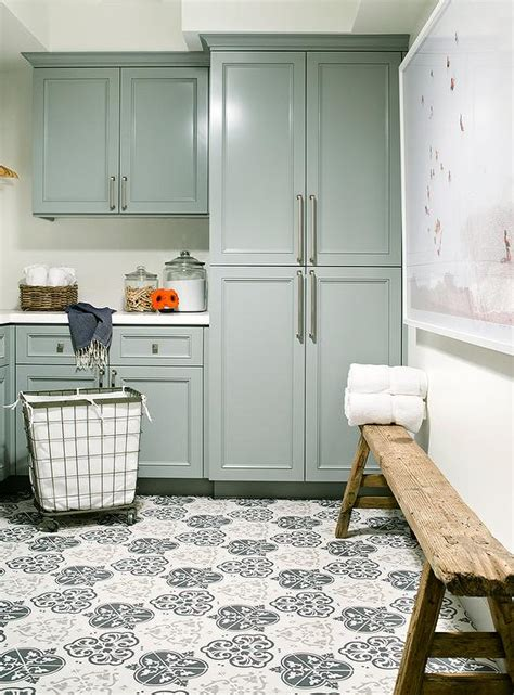 laundry room floor cabinets laundry room bench design ideas