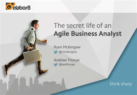 Investment Banking Analyst To Mba by The Secret Of An Agile Business Analyst Sydney
