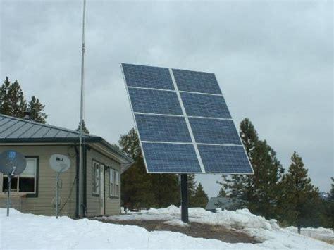 livestock and solar panels rangelands living grid our solar power system