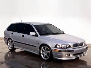 Ipd Volvo Ipd Volvo V40 Performance Concept Wagon 11 2001