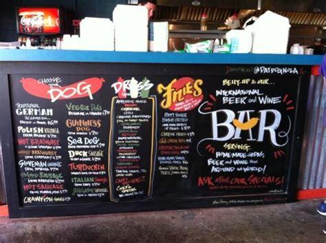 dat menu menu picture of dat new orleans tripadvisor
