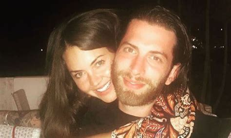 EastEnders star Lacey Turner and husband Matt Kay