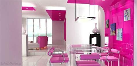 Cuadros Modernos Para Cocina #9: Comedor-rosa-casa-rosa.jpg