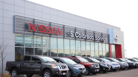 nissan south colorado springs south colorado springs nissan 16 photos 26 reviews