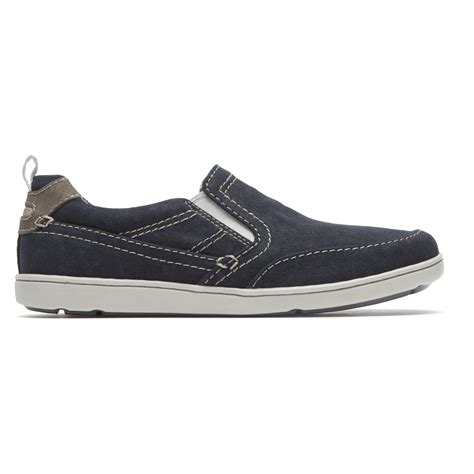 Rockport Shoes Comfortable by Gryffen Mudguard Slip On Rockport 174 Comfortable S Shoes