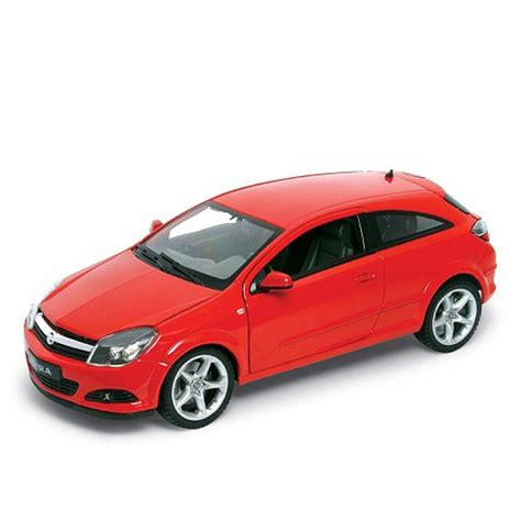 opel astra 2005 red opel astra gtc 2005 red 1 18 welly