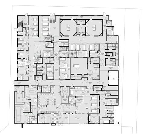 floor plan hospital hospital floor plans gurus floor