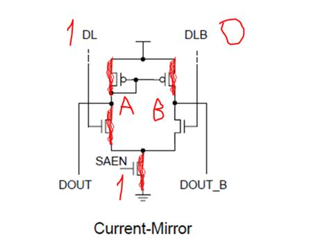 current sense resistor differential lifier mosfet current mirror sense lifier electrical engineering stack exchange