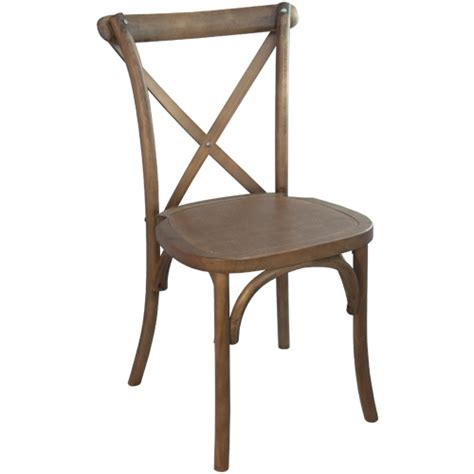 Chair X x back chair light brown cross back chairs
