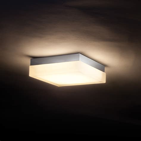 Lighting Ceiling Interior Cool Awesome Square Ceiling Mount Light Design