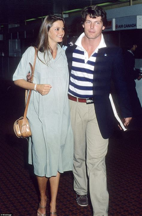 christopher reeve brother celebrities glamorous airport style in the 1970s daily
