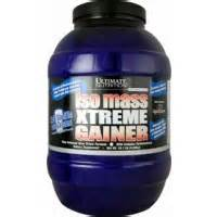 Isomass Xtreme Gainer 10 11lbs iso mass xtreme gainer by ultimate nutrition lowest