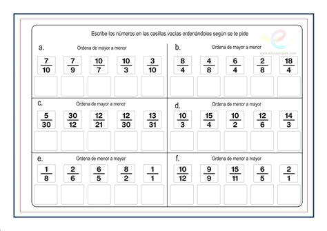 imagenes niños matematicos 21 genial fracciones cuarto de primaria im 225 genes