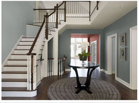 wall color  cloudy sky  benjamin moore remodelaholic home design ideas interior paint
