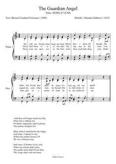 Silent Night Christmas Sheet Music Christian Hymn by