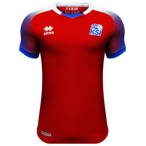 iceland goalkeeper 2018 iceland 2018 world cup home and away kits released footy
