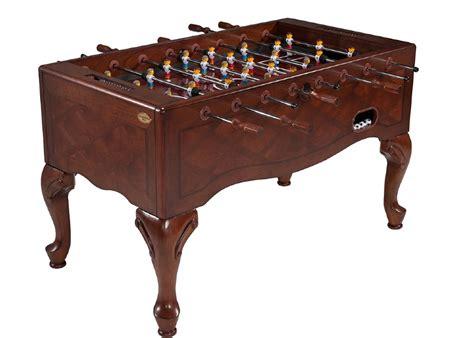 Beckham Venture 3in1 199 furniture style foosball table walnut