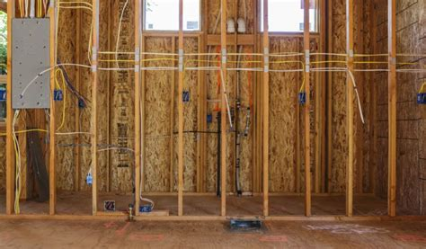 new home wiring quality electric