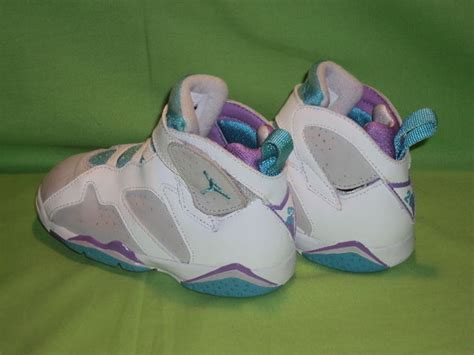 toddler shoes size 7 nike air retro vii 7 neutral grey toddler