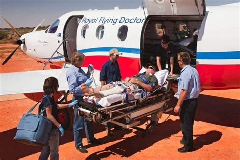 flying with a service oris royal flying doctors service