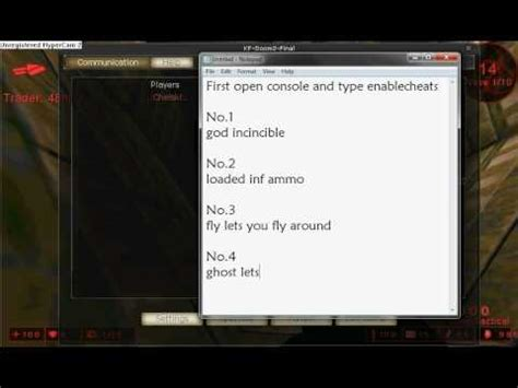 Killing Floor Console Commands by Killing Floor Console Commands