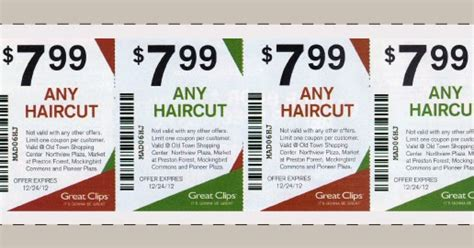 Haircut Coupons Kitchener | the howdygram this kind of crap gives me hives