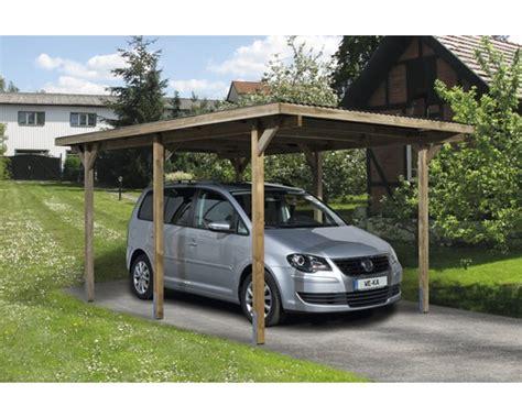 hornbach carport bauen einzelcarport weka a1 gr 1 300x500 cm