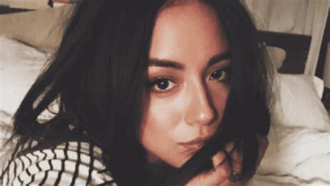 asian english actress asian american actress chloe bennet blasts hollywood