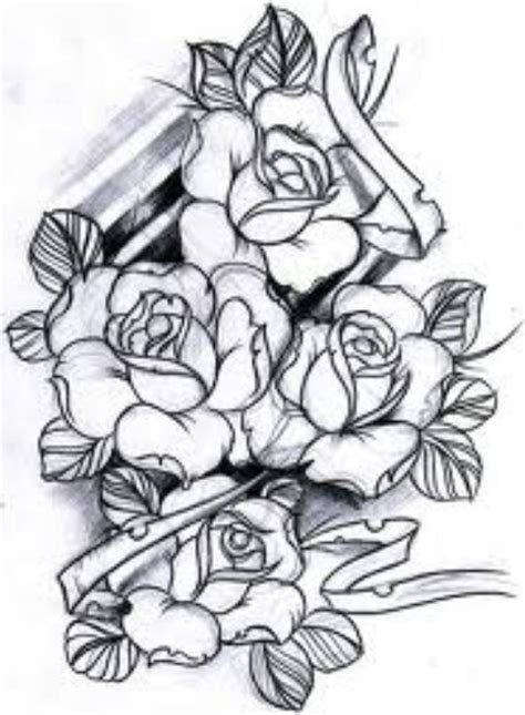 bunch of roses tattoo 17 best images about tattoos and piercings on